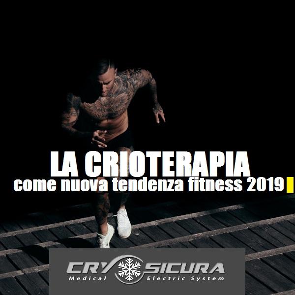 Crioterapia sport