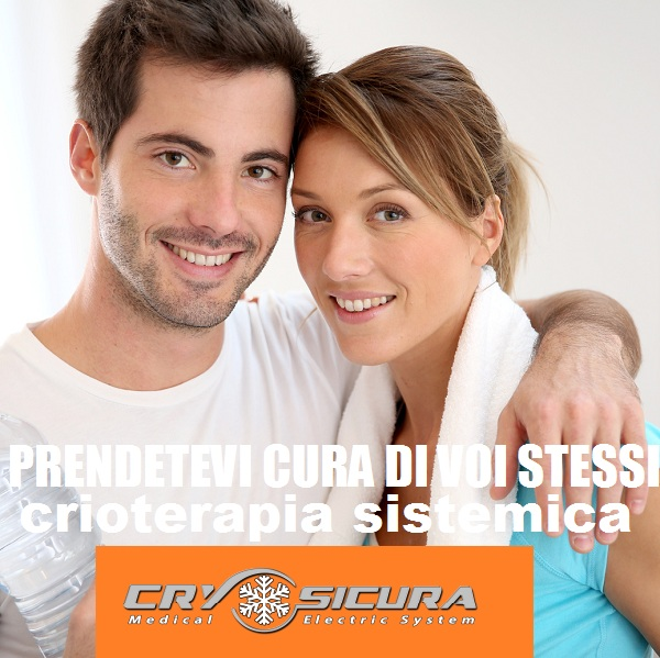Crioterapia benefici