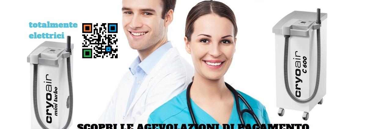 crioterapia localizzata