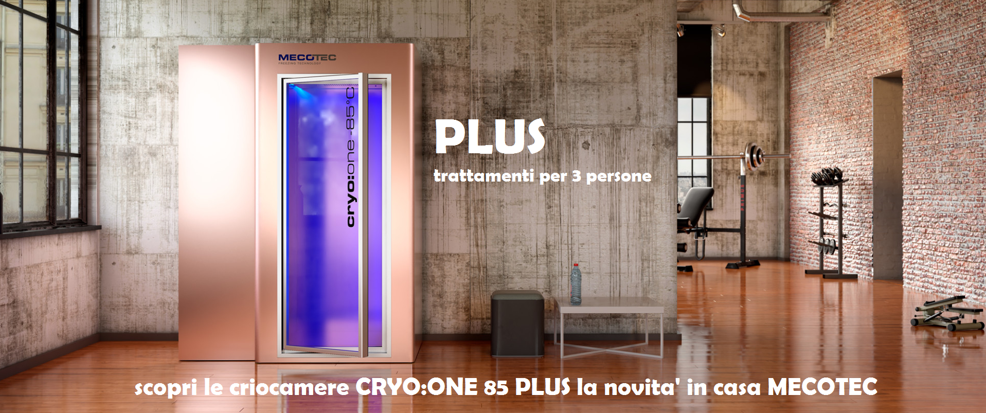 cryoone 85 plus